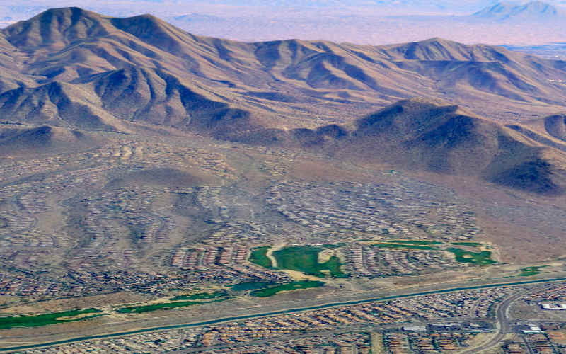 McDowell Mountain Golf Club Homes for Sale
