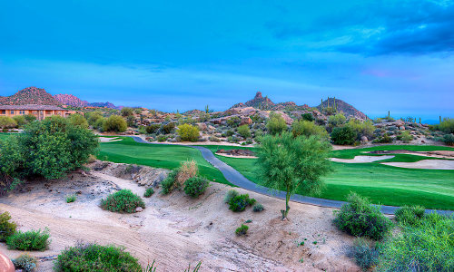 Pinnacle Peak Country Club Pamela Fain
